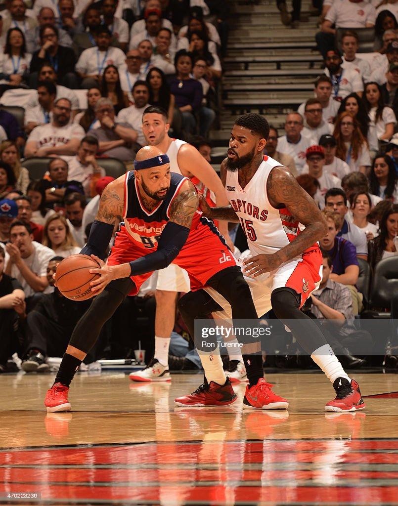 Washington Wizards v Toronto Raptors Game e s and