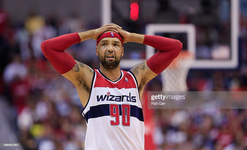 Indiana Pacers v Washington Wizards - Game Three