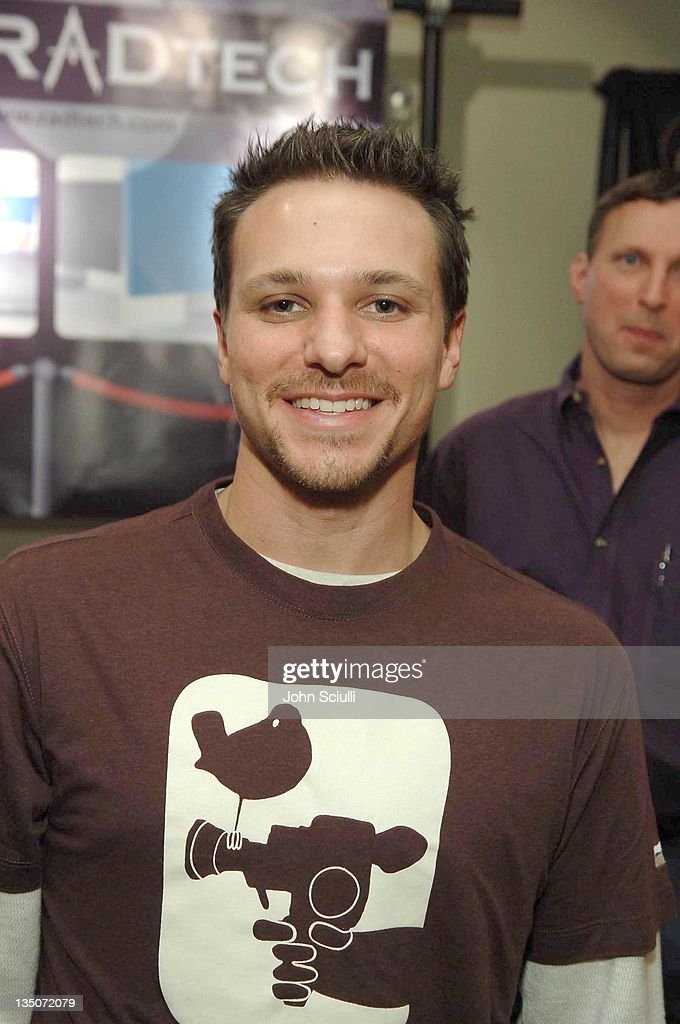 Drew Lachey at RadTech during Silver Spoon Hollywood Buffet - Day 2 at Private Residence in Beverly Hills, California, United States.