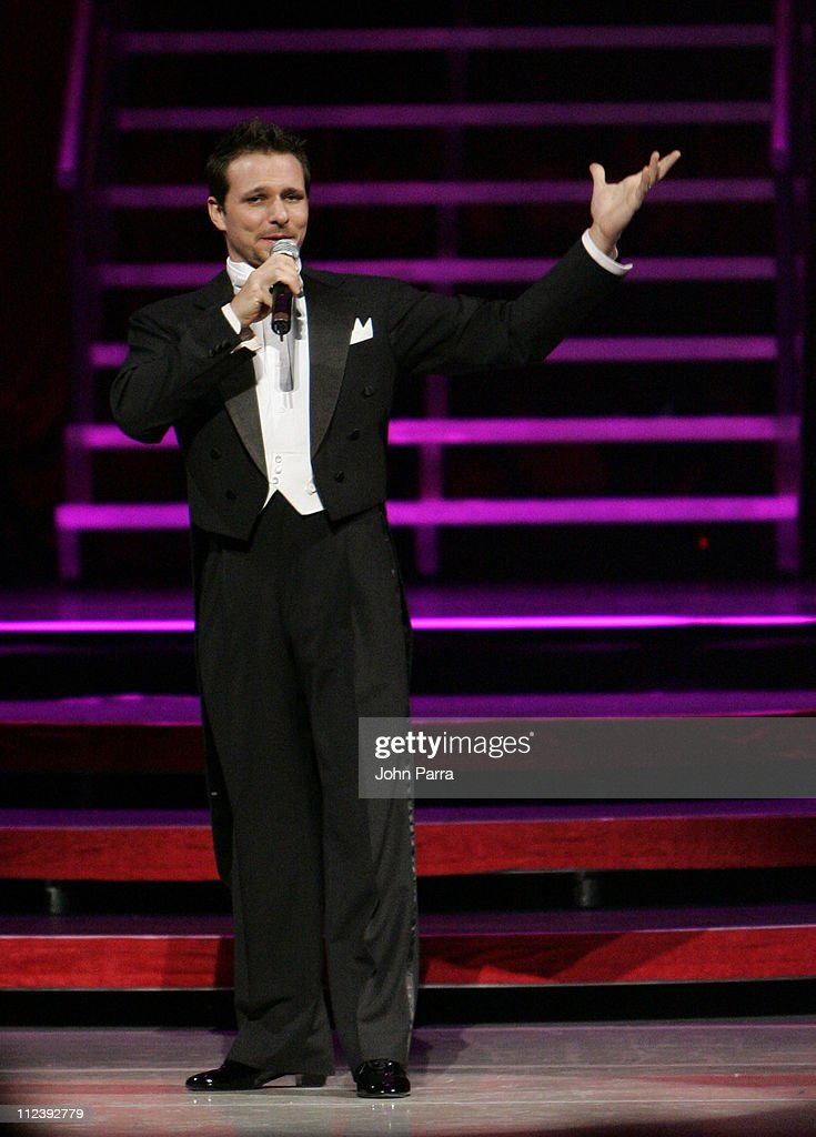 Drew Lachey during 'Dancing with the Stars' At Bank Atlantic Center January 24 2007 at Bank Atlantic Center in Sunrise Florida United States