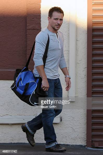 Drew Lachey is seen on September 28 2012 in Los Angeles California