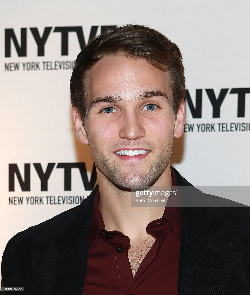 Drew Moerlein attends 'In Between Men' Series Screening - 9th Annual New York Television Festival at Tribeca Cinemas on October 21, 2013 in New York City.