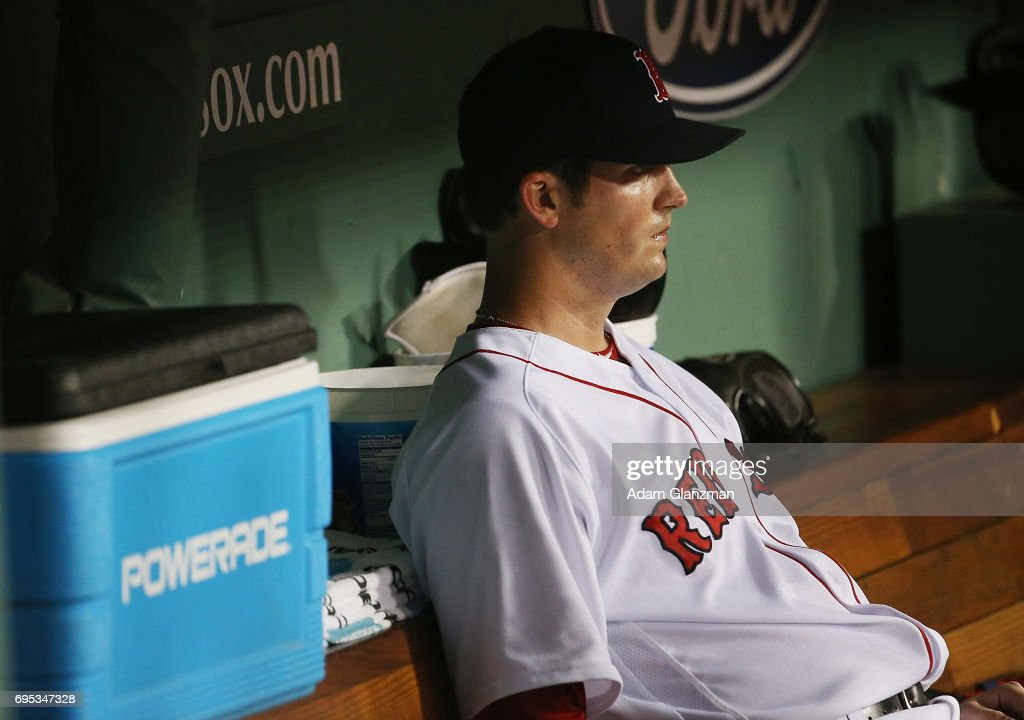 Image result for drew pomeranz in dugout