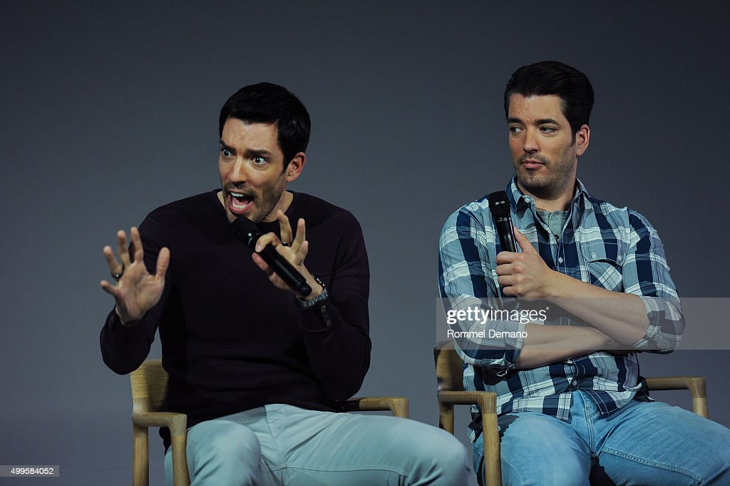 Drew Scott And Jonathan Scott Getty Images