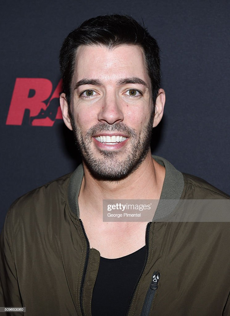Drew Scott attends the Canadian Red Carpet Premiere of 'Race' at Scotiabank Theatre on February 11, 2016 in Toronto, Canada.