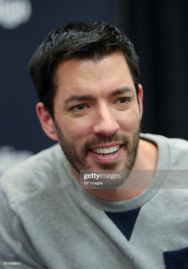 drew scott of the attends the launch of their new book u0027 - Drew Scott
