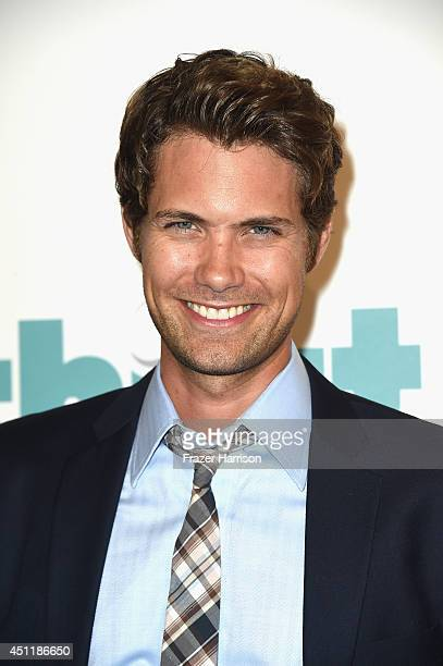 Drew Seeley arrives at the 5th Annual Thirst Gala Hosted By Jennifer Garner In Partnership With Skyo And Relativity's 'Earth To Echo' at The Beverly...
