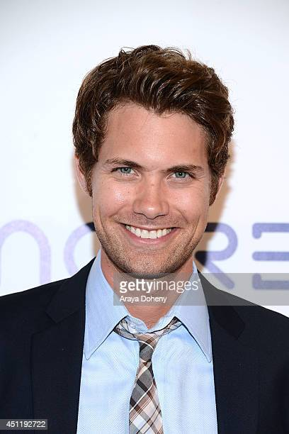 Drew Seeley attends the 5th Annual Thirst Gala hosted by Jennifer Garner in partnership with Skyo and Relativity's 'Earth To Echo' at The Beverly...