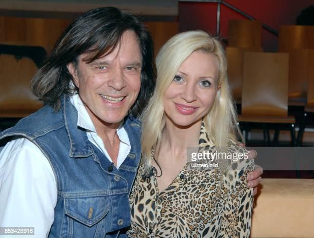 Drews Juergen * Musiker Schlagersaenger D mit Ehefrau Ramona Drews