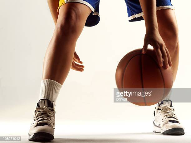 Driblar baloncesto