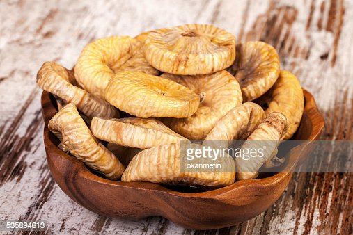 Dried figs : Stock Photo