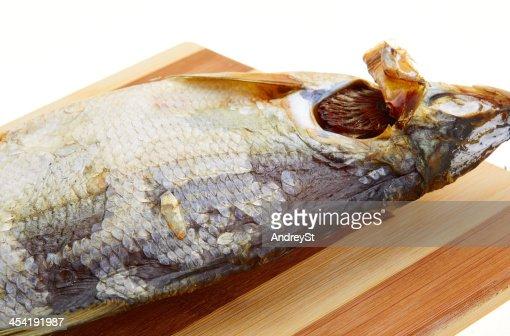 Dried fish : Stock Photo
