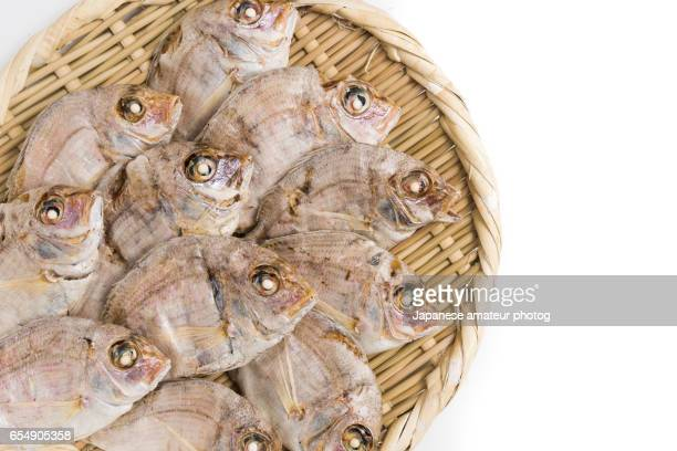 Dried fish -  Red Snapper