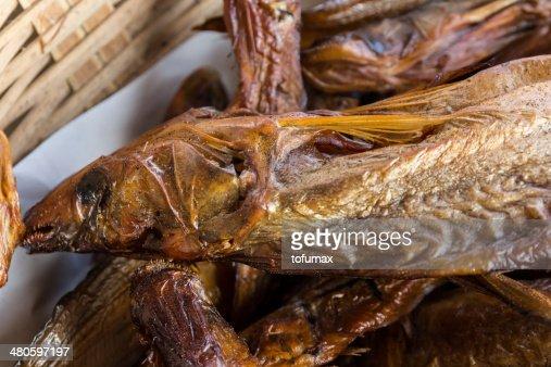 dried flish : Stock Photo