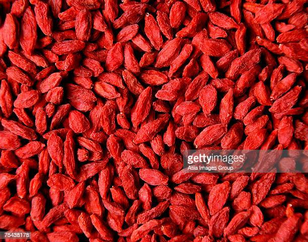 Dried fruit, close up