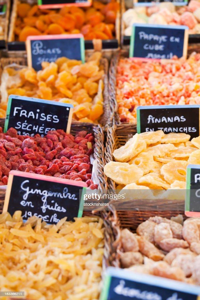 Fruits secs : Photo