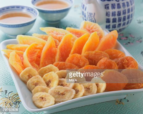 Dried Fruits : Stock Photo