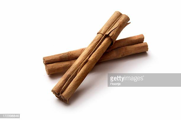 Dried Herbs and Spices: Cinnamon