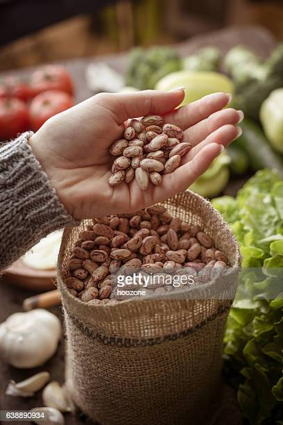乾燥インゲン豆