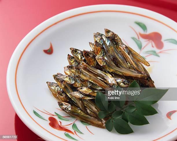 Dried Sardine
