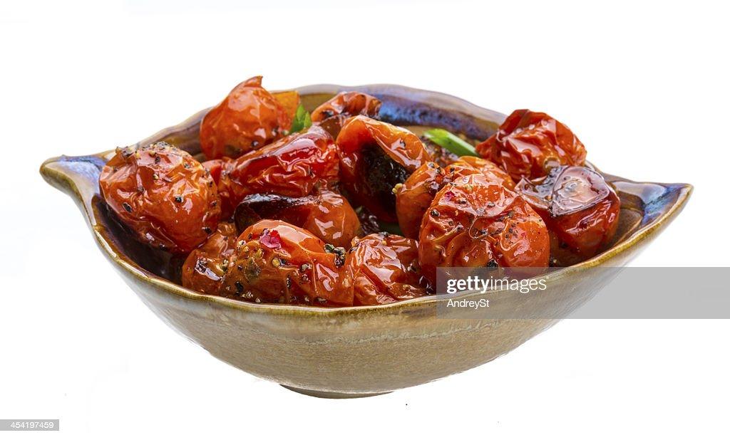 Tomate seco : Foto de stock