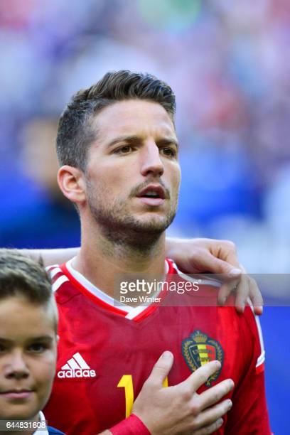 Dries MERTENS France / Belgique Match Amical Photo Dave Winter / Icon Sport