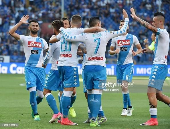UC Sampdoria v SSC Napoli - Serie A : News Photo