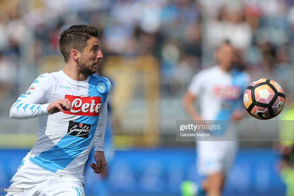 Empoli FC v SSC Napoli - Serie A : News Photo