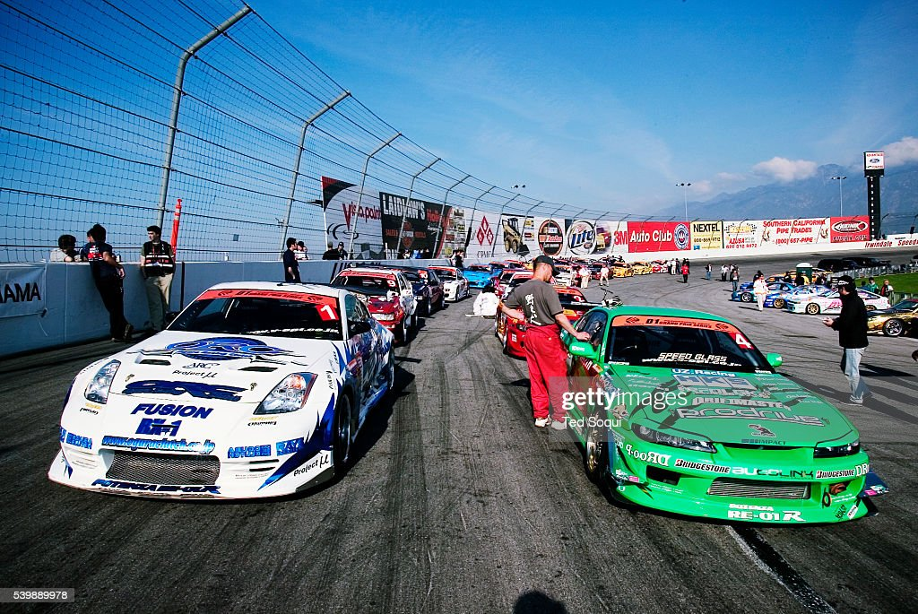 Japanese Drift Car Racing Visits The Usa Pictures Getty Images