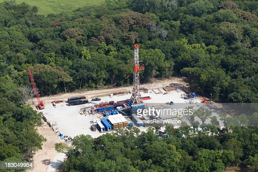 Drilling For Independence