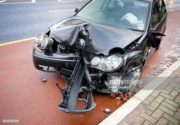 Drink driving accident