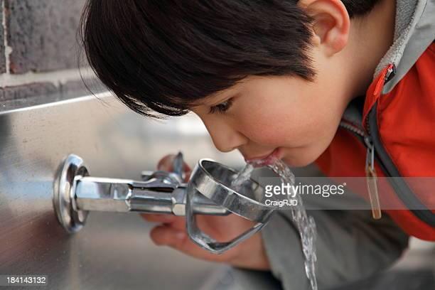 Fontana d'acqua potabile