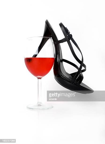 Drinking stiletto