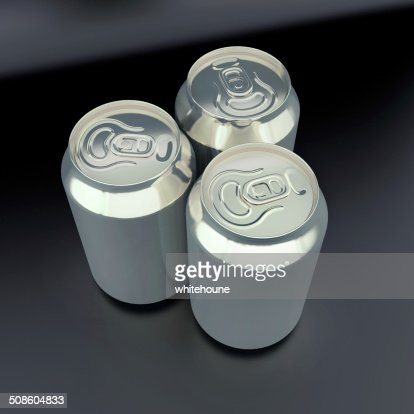 drinks cans : Stock Photo