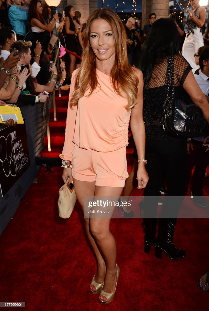 Drita Davanzo attends the 2013 MTV Video Music Awards at the Barclays Center on August 25, 2013 in the Brooklyn borough of New York City.