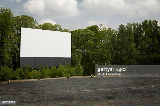 drive in screen
