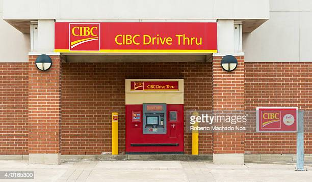 Drive Through ATM The Canadian Imperial Bank of Commerce commonly CIBC is one of Canada's chartered banks fifth largest by deposits