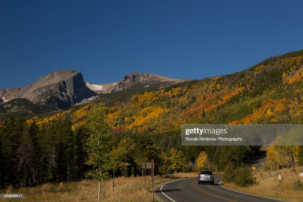 A Drive through Rocky Mountain National Park