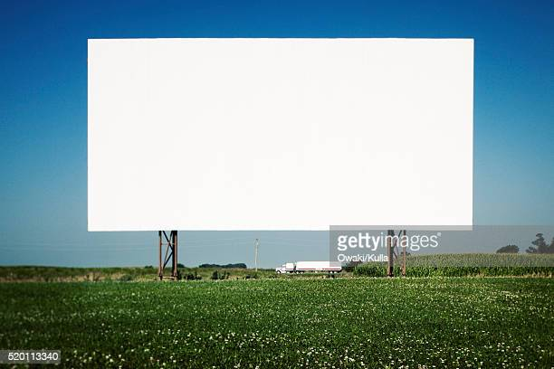 Drive-in theater screen