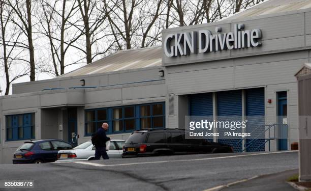 GKN driveline plant Aldridge West Midlands as they today announced 242 job cuts The firm which employs around 6400 workers in the UK including 2000...