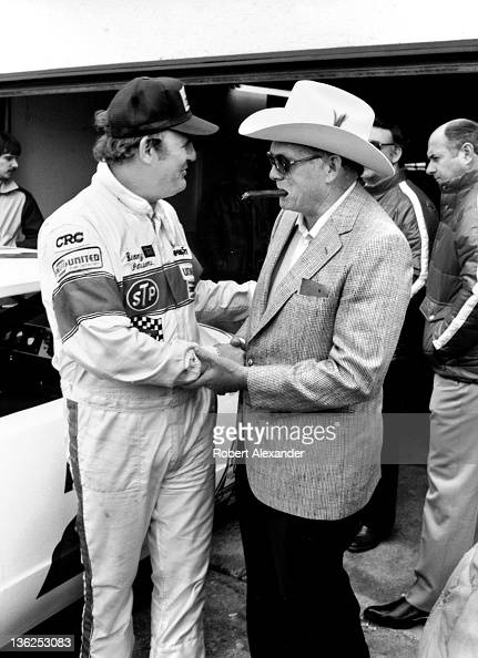 Bobby Alexander Race Car Driver