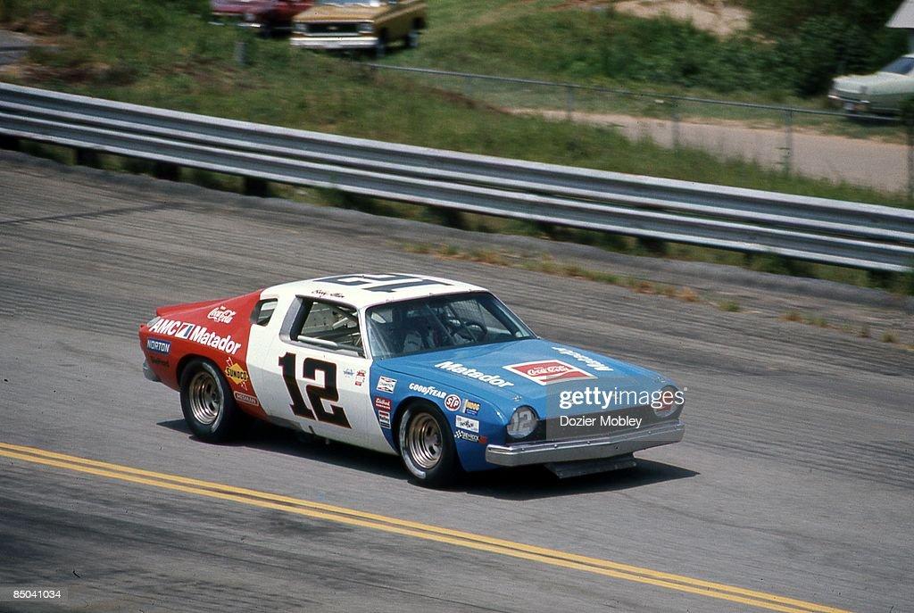 Allison race car driver
