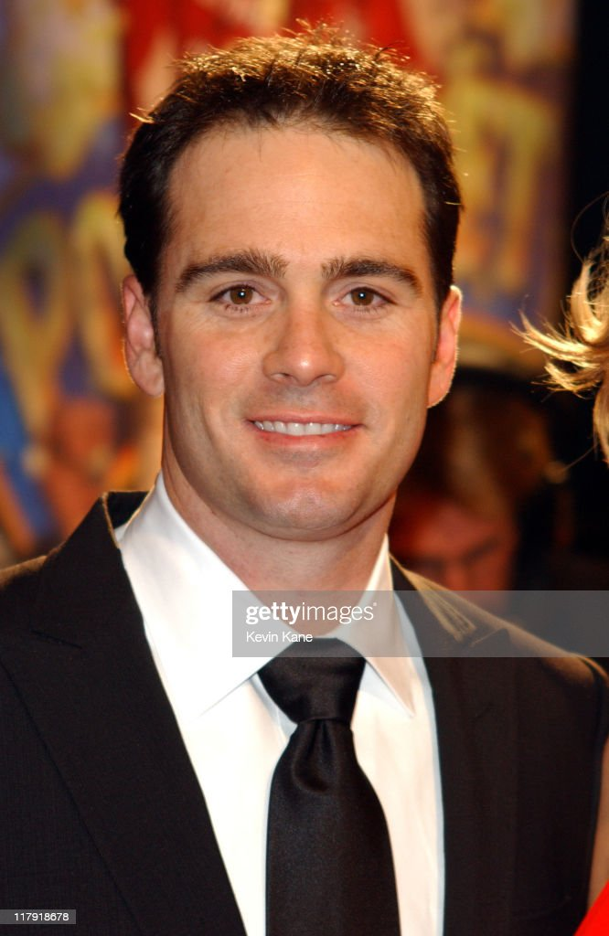 NASCAR driver, Jimmie Johnson during The 2003 NASCAR Winston Cup Series Awards Ceremony Celebrity Arrivals at Waldorf Astoria in New York City, New York, United States.