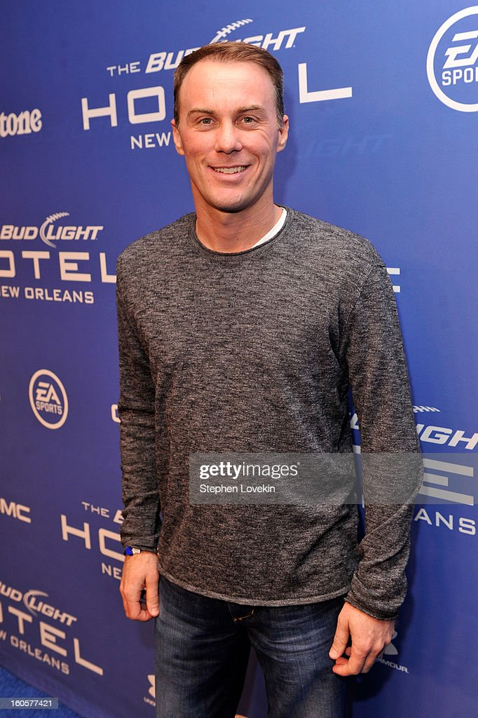 NASCAR driver Kevin Harvick attends Bud Light Presents Stevie Wonder and Gary Clark Jr. at the Bud Light Hotel on February 2, 2013 in New Orleans, Louisiana.