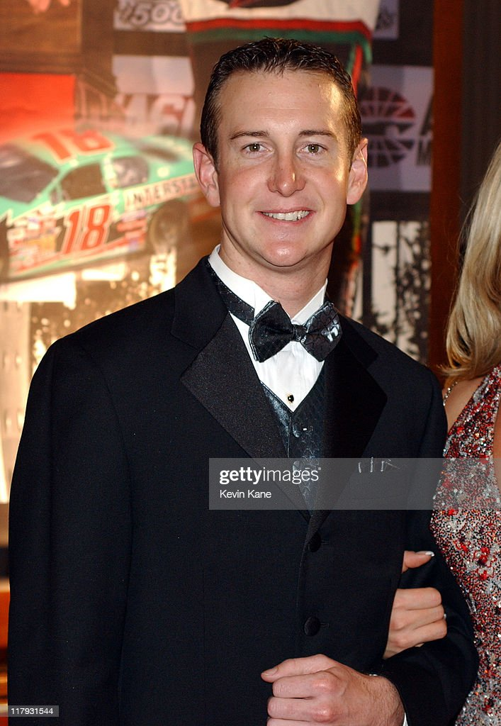 NASCAR driver, Kurt Busch during The 2003 NASCAR Winston Cup Series Awards Ceremony Celebrity Arrivals at Waldorf Astoria in New York City, New York, United States.