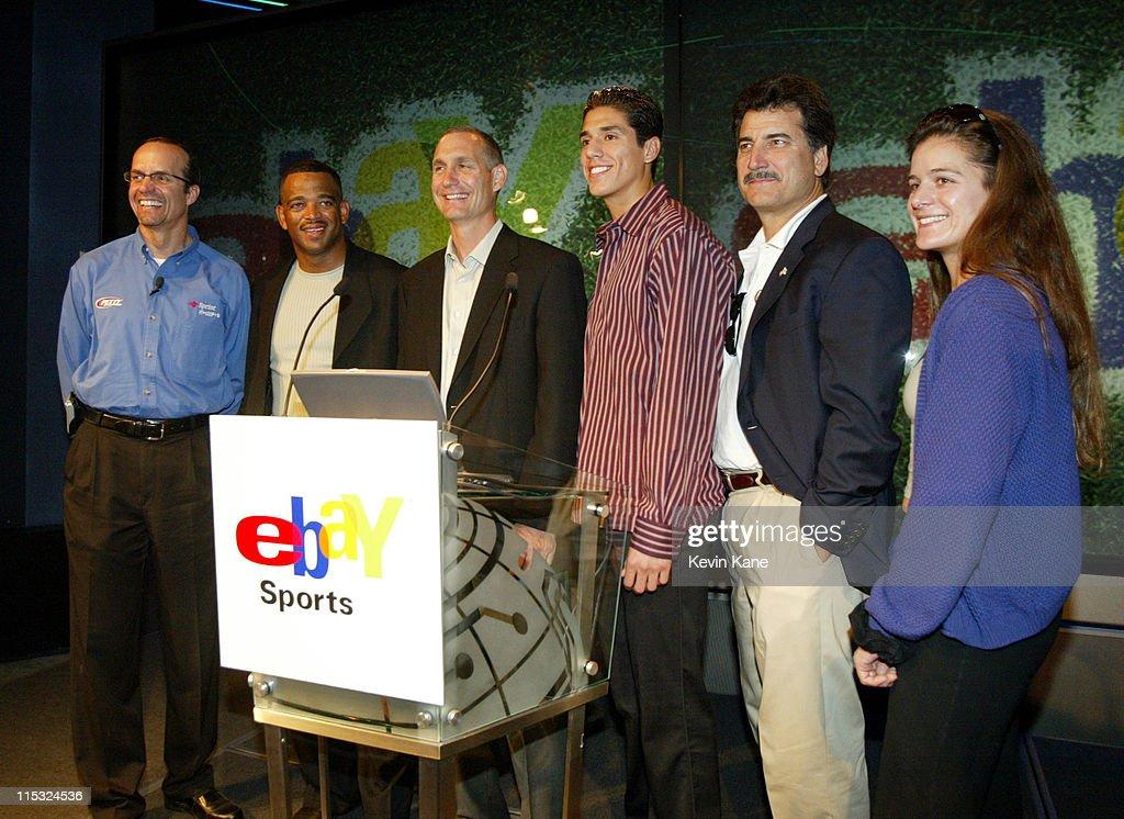 eBay Sports Website Launch