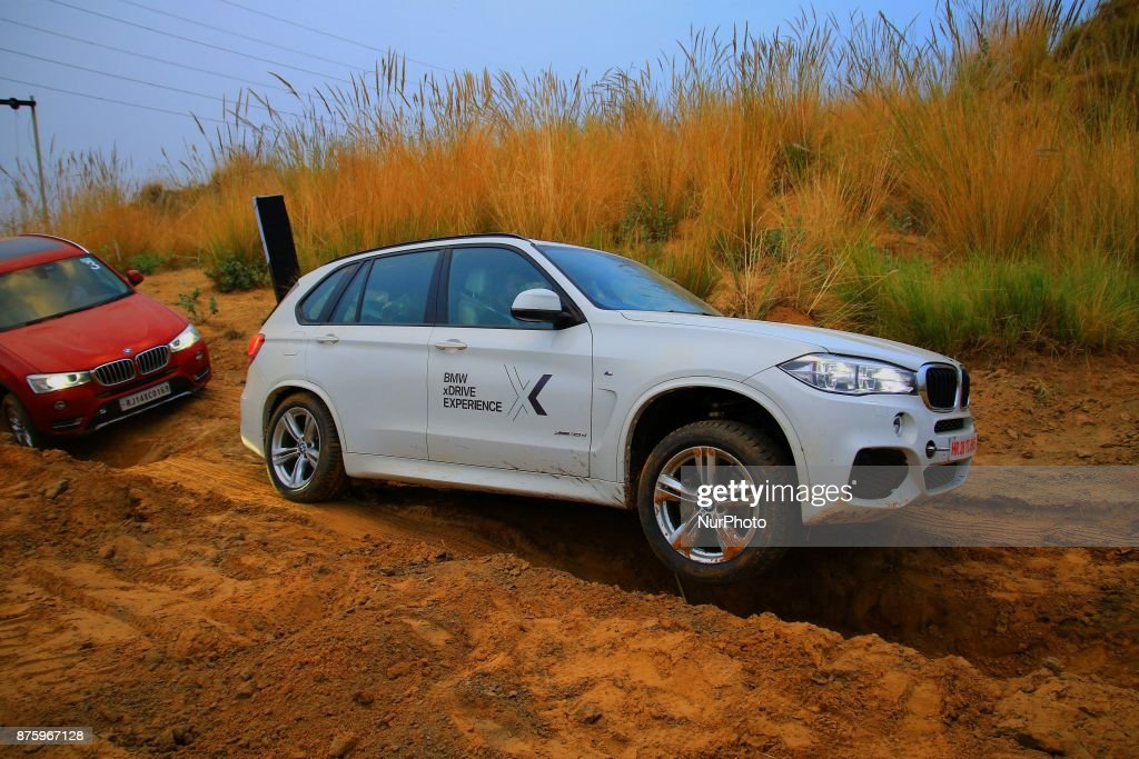 BMW xDrive Experience Tour in Jaipur