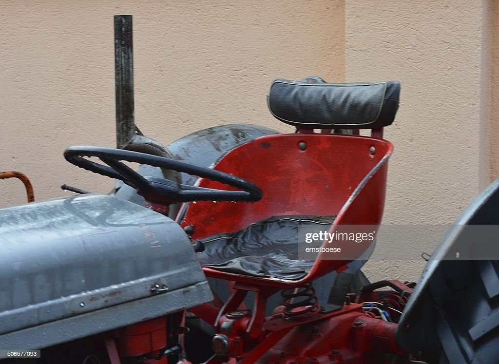 drivers seat : Stock Photo
