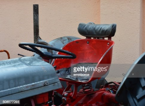 Fahrer Sitz : Stock-Foto