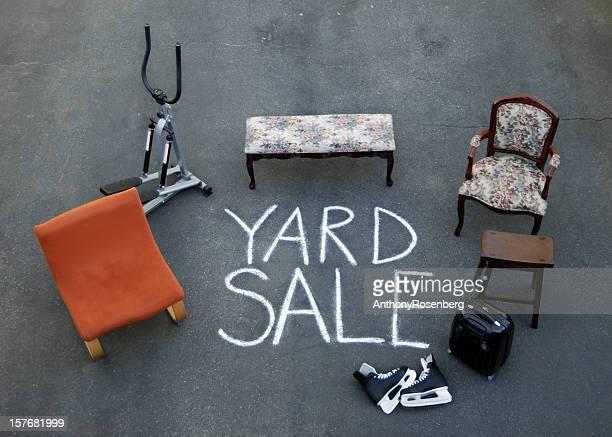 Driveway Yard Sale